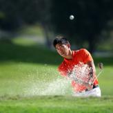 Cean Geronimo, Professional Golfer